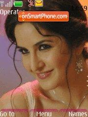 Katrina Kaif 12 theme screenshot