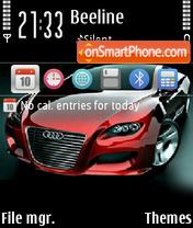Audi Locus 02 theme screenshot