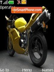 Bike tema screenshot
