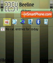 Striped 01 theme screenshot