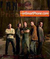 Prison Break 13 theme screenshot