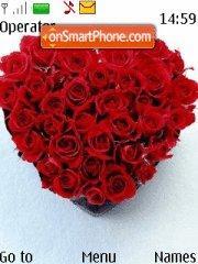 Rose Bouquet theme screenshot