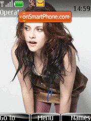 Twilight Kristen Stewart es el tema de pantalla