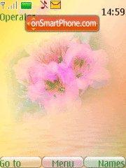 Blossoms theme screenshot