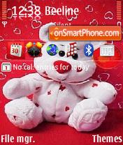 White bear theme screenshot