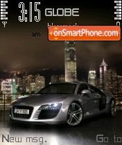 Скриншот темы Audi R8 V2 01