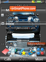 Austin cooper theme screenshot