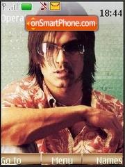 Ashmit patel theme screenshot