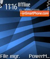 XpressMusic Stripesv2 theme screenshot