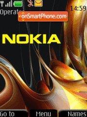 Nokia Animated 04 theme screenshot