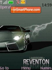 Lamborghini Reventon 01 theme screenshot