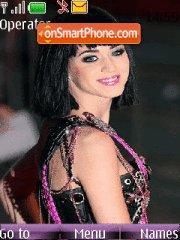 Katy Perry theme screenshot