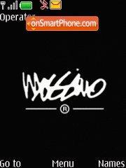 Capture d'écran Mossimo thème