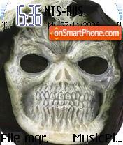 White Skull es el tema de pantalla