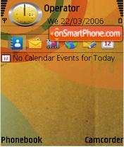 Presario theme screenshot