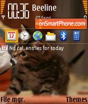 Kitten 06 theme screenshot