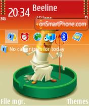 Dont smoke 01 tema screenshot