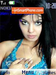 Shahzoda es el tema de pantalla