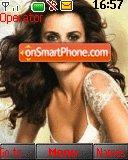 Penelope Cruz 05 theme screenshot