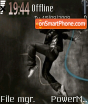 Dance 08 es el tema de pantalla