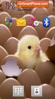 Cipa theme screenshot
