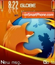 Firefox V1 02 theme screenshot
