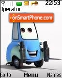Cars - Guido Character tema screenshot