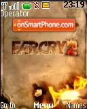 Far Cry 2 es el tema de pantalla