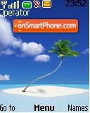Island Tree theme screenshot
