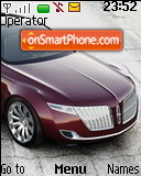 Lincoln MKR Concept theme screenshot