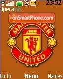 Manchester United Theme-Screenshot