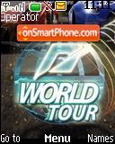 NFS World Tour es el tema de pantalla