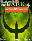 Quake 4 Theme-Screenshot