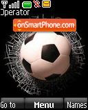 Soccer Ball es el tema de pantalla