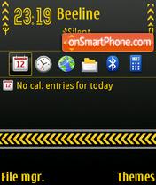 Taxi 05 theme screenshot