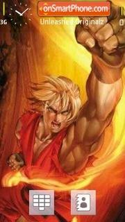 Ken 01 es el tema de pantalla