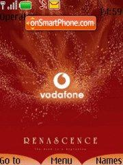 Vodafone 03 theme screenshot