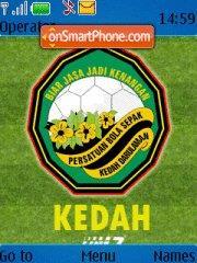Kedah Champions es el tema de pantalla