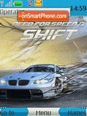 Nfs Shift theme screenshot