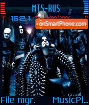 Children of Bodom es el tema de pantalla