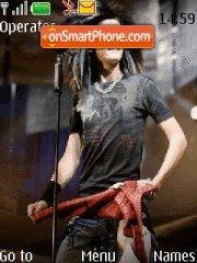 Скриншот темы Bill Kaulitz