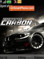 Nfs Carbon 12 theme screenshot
