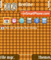 Скриншот темы Gridor