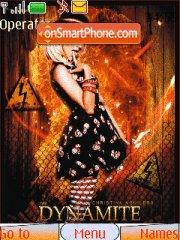 Christina Aguilera 16 es el tema de pantalla
