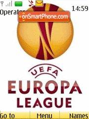 Europa League theme screenshot