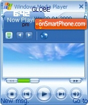 Windows Media Player 13 theme screenshot