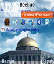 Скриншот темы Islamic 02