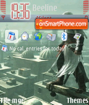 Assassins Creed 03 theme screenshot