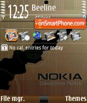 Ndark ny theme screenshot