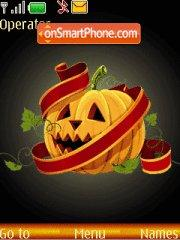 Halloween Theme tema screenshot